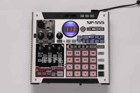 Roland SP-555 Sampler